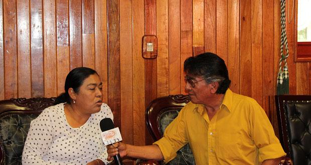 Invitan a vecinos de Izúcar a competencias deportivas en Tecomatlán