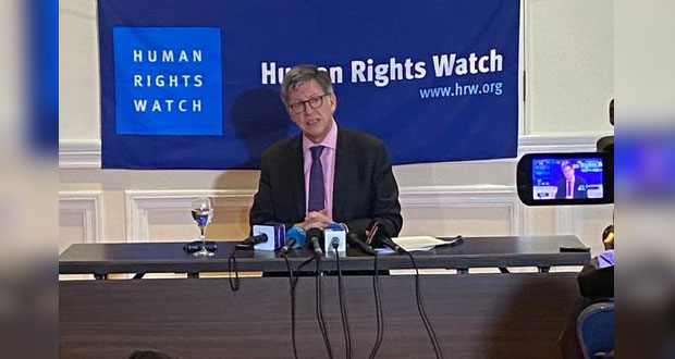 HRW insta a SCJN a armar grupo de jueces para casos de desaparecidos