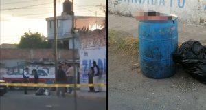 Vecinos de La Loma hallan cadáver de hombre en un tambo