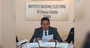 Avala INE a García como presidente del IEE; este jueves rendirá protesta