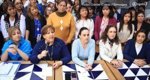 Mujeres panistas acusan a Huerta de manipular el PAN a su conveniencia