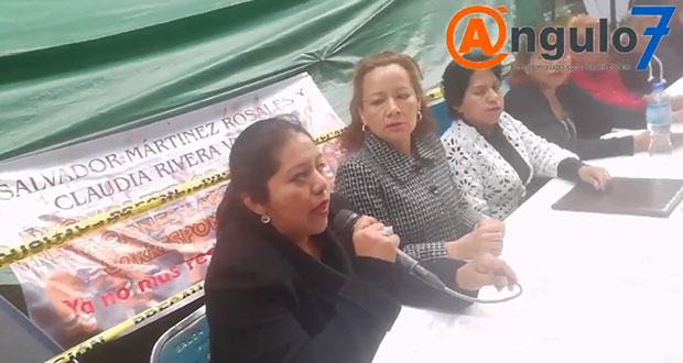 """""""Naranjitas"""" denunciarán a funcionarios municipales por detención arbitraria"""