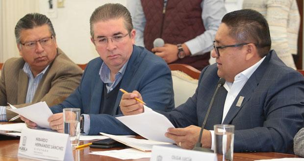 Diputado Antorchista cuestiona a secretaria de Administración