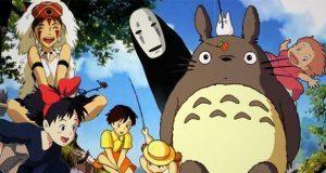 Películas de Studio Ghibli llegan a la plataforma Netflix en febrero