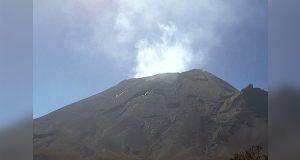 Popocatépetl presenta mayor actividad durante el jueves: PC