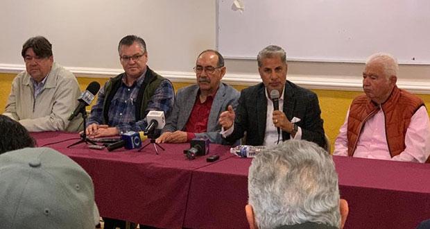 Reúnen a morenistas para renovación del CEN y frente de izquierdas en 2021