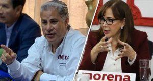 """Rojas busca quitar a Yeidckol del CEN de Morena; """"daría candidaturas a PRI"""""""
