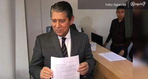 Se anota Higuera Bernal como aspirante a la Fiscalía General del Estado