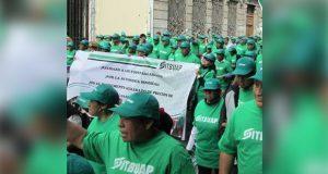 Continúa juicio de nulidad contra comité ejecutivo del Sitbuap
