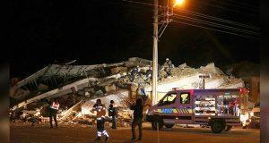 Sismo de 6.5 grados en Turquía deja al menos 14 muertos