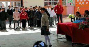 Sociedad requiere tribunos populares, señalan en Cañada Morelos