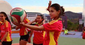 Se alista Tecomatlán para Espartaqueada Deportiva de Antorcha