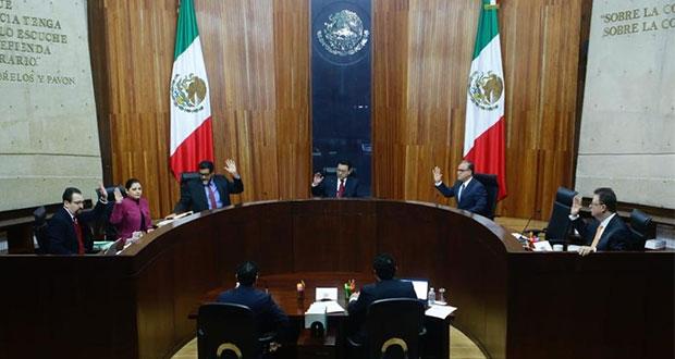 "Tepjf revoca acuerdo para Congreso Nacional de Morena; ""sí va"": Luján"