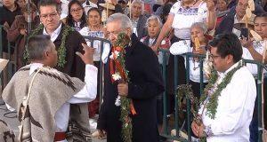En Tlaxcala, pueblos piden a AMLO apoyo para proteger a La Malinche