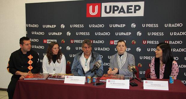 En Upaep, destacan riqueza culinaria de Puebla plasmada en libro