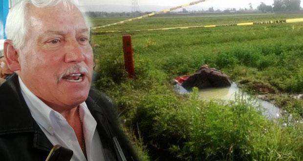 Federación hará mapeo de zonas agrícolas afectadas por huachicol