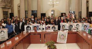 Volverá GIEI al caso Ayotzinapa y señalan avances de comisión