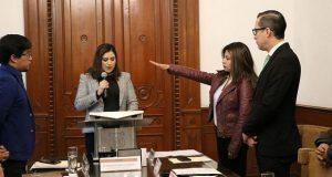 Ratifican a Yolatl Dioney Cuanal Cerezo ahora como directora del IMD