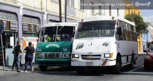 A un mes de vencer plazo, usuarios, sin ver cambios en transporte público