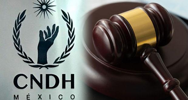 Puebla, estado con más acciones de inconstitucionalidad de la CNDH en 2019