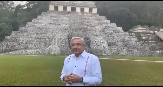 """""""Chapo"""" tenía mismo poder que presidente; se acabó, AMLO en Año Nuevo"""