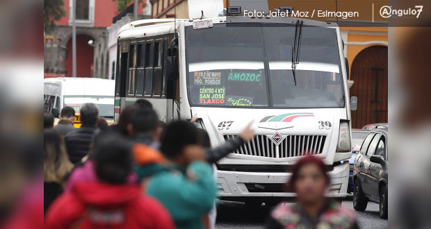 """Buscan """"limpia"""" de autobuses foráneos en el CH que obstruyen vialidad"""