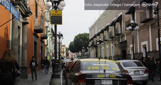 Hasta 46% de automovilistas no respetan límite de velocidad en Puebla capital