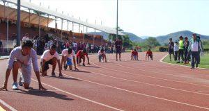 Realizan bachilleratos de la zona 49 encuentros deportivos