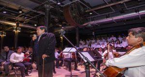 Gobierno estatal impulsará las Bellas Artes, asegura Barbosa