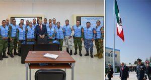 México, con centro de entrenamiento permanente para misiones de paz