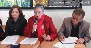 Desde 2015, Alfonso Esparza no reconoce a jubilados para evitar pagarles