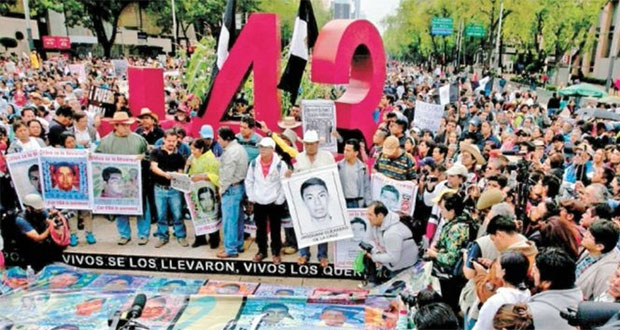 CNDH desaparece oficina especial para caso Ayotzinapa creada en 2014