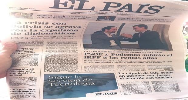 El País dejará de tener su versión impresa en México y Argentina