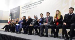 Immex apoyará a maquiladoras con facilidades fiscales para importar