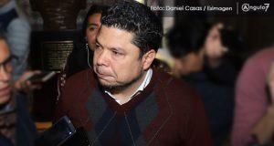 Alcaldías panistas culpables de heredar grave inseguridad en Puebla: Biestro