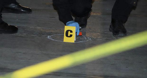 Homicidios en México bajan 3.2% en primer semestre de 2019: Inegi