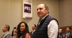 Manzanilla volverá a San Lázaro como vicecoordinador del PES