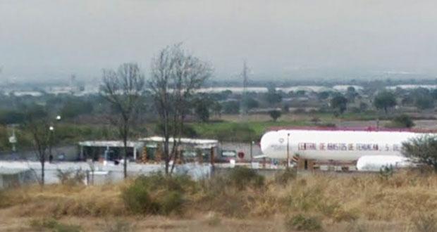 Puebla, con la expendedora de gas LP más barata del país en 2019: Profeco