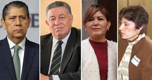 Higuera, académicos y jueza contra Lidia Cacho, entre 16 aspirantes a FGE