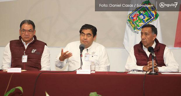 En agosto, arrancará en Puebla la Universidad de la Salud con 600 alumnos