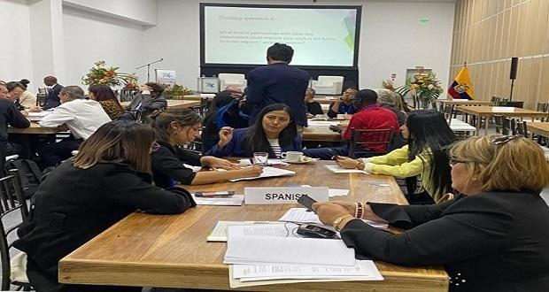 Gobierno estatal participa en Foro Mundial Sobre Migración