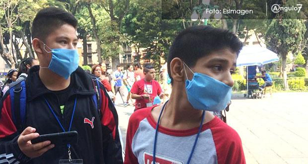 Puebla, con 3 decesos por influenza y 54 casos positivos registrados: SS