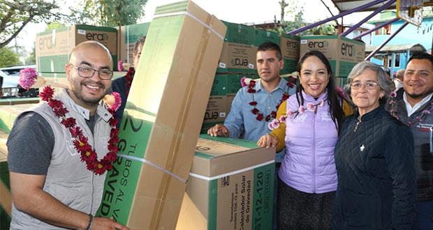 En 6 meses, Bienestar entrega apoyos por 150 mdp en Puebla