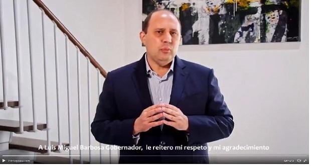 Manzanilla deja la Segob; regresa a la Cámara de Diputados