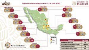 Puebla, en top 10 de estados con más homicidios en segunda semana de enero