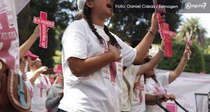 Puebla cierra 2019 con 84 presuntos feminicidios; 3.7% más en un año: Odesyr