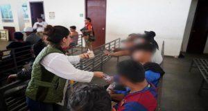 Gobierno federal rescata a más de 2 mil migrantes en frontera