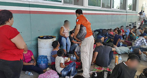427 migrantes solicitan permiso para trabajar o por asilo en México
