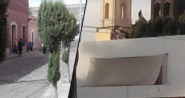 """Acusan obras a """"escondidas"""" en dos casonas del Barrio del Alto"""