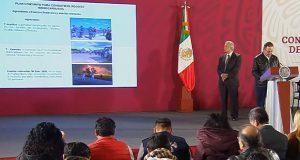 Para combatir huachicol, Federación operará poliducto en Texmelucan